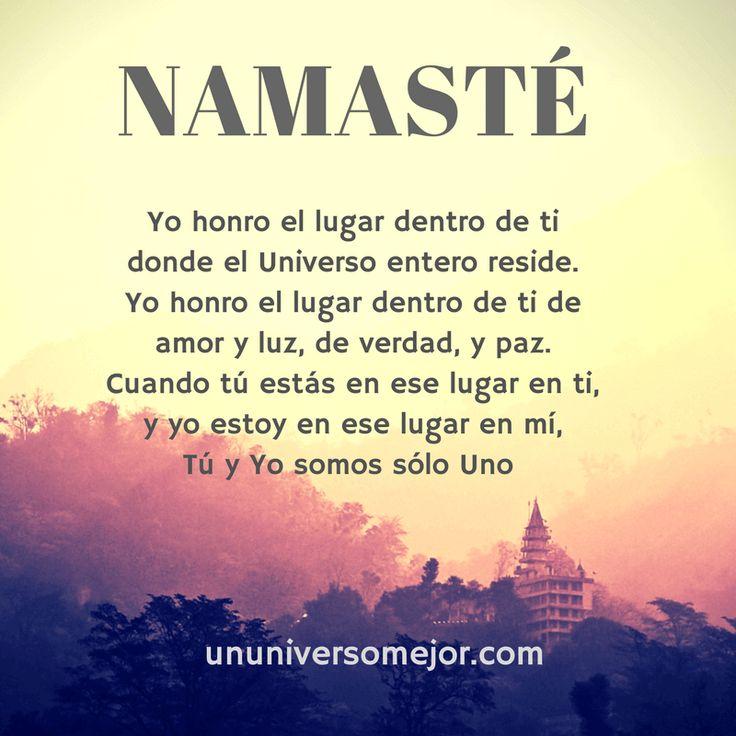 Namasté: ¿Cuál es su verdadero significado? - Un Universo Mejor