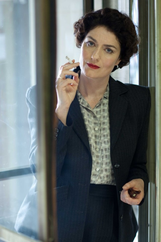 Anna Chancellor in The Hour - I really wished they made more than two series.  I need more Lix in my life