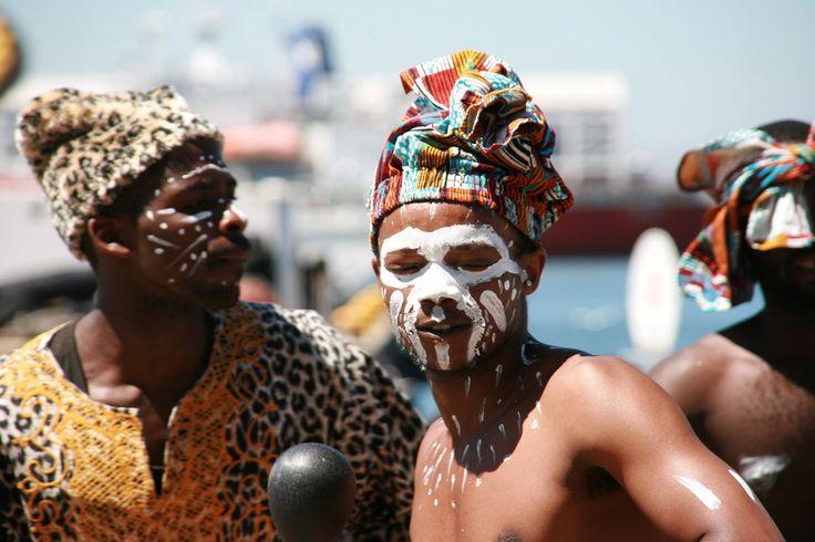 A festival in Cape Town