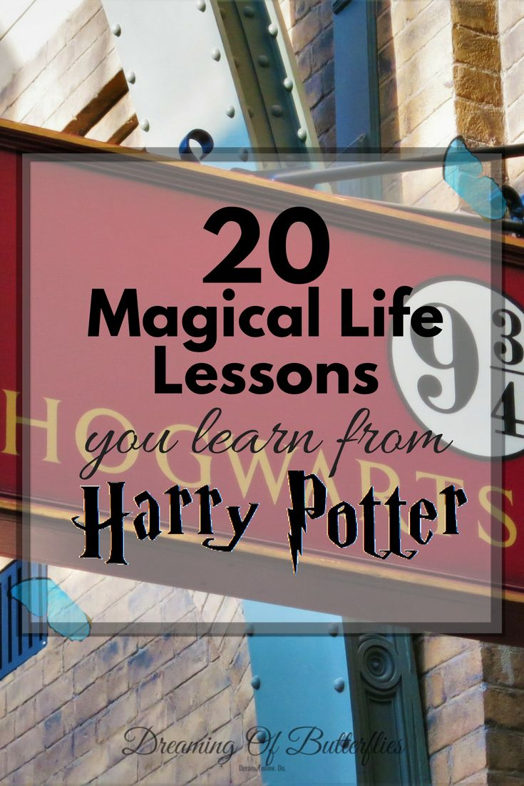 Just because this week marks the birthday of Harry Potter and our beloved J.K. Rowling, you know that these two geeks here, Andy and Maya, could not resist but make an entire article about 20 magical life lessons you learn from Harry Potter, even as a young millennial! Happy Birthday, Harry!