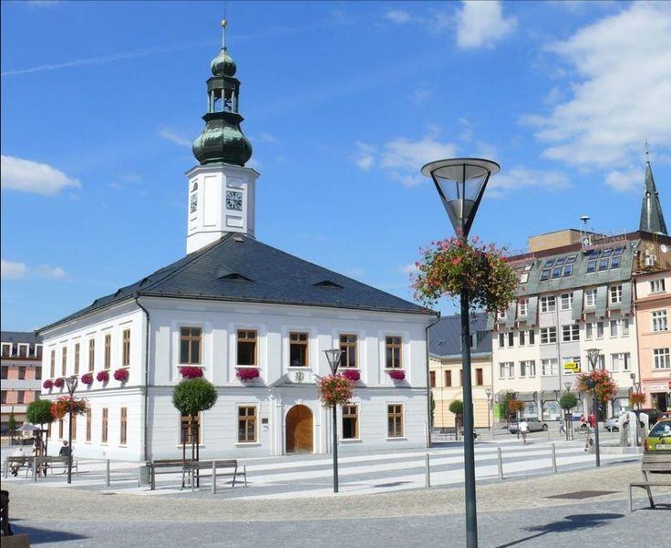 Jesenik 'Radnice', Czech Republic
