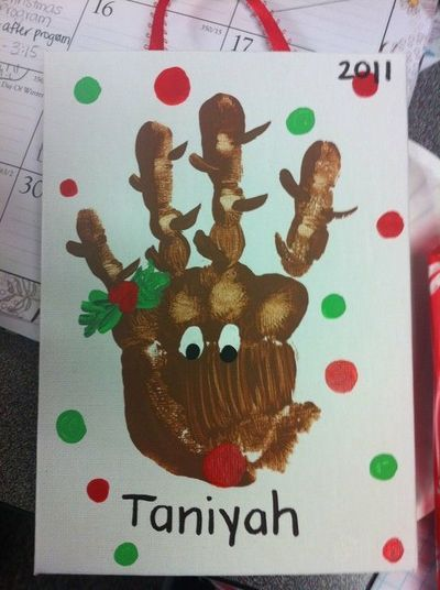 preschool christmas gifts for parents - Google Search