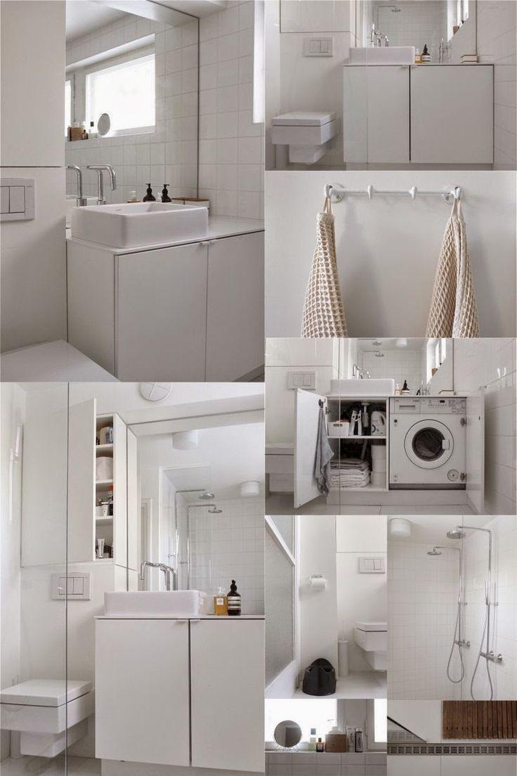 Rangement salle de bains timeoftheaquarius via nat et for Idee salle de bain nature