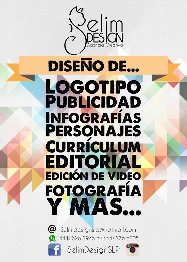 #diseñografico #diseño #logotipos #publicidad #infografias #curriculums #editorial #fotografias #diseño #agenciacreativa #ilustraciones #personajes #selimdesign