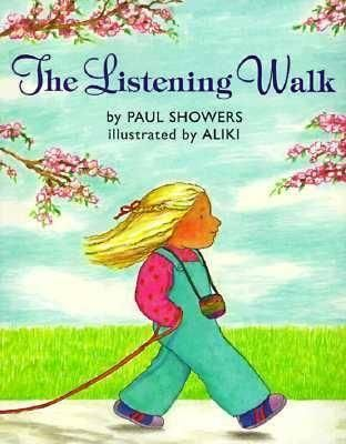 Put on your socks and shoes -- and don't forget your ears! We're going on a listening walk. Shhhhh. Do not talk. Do not hurry. Get ready to fill your ears with a world of wonderful and surprising sounds.The Listening Walk