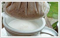 Alles over zelfgemaakte amandelmelk en amandelpulp