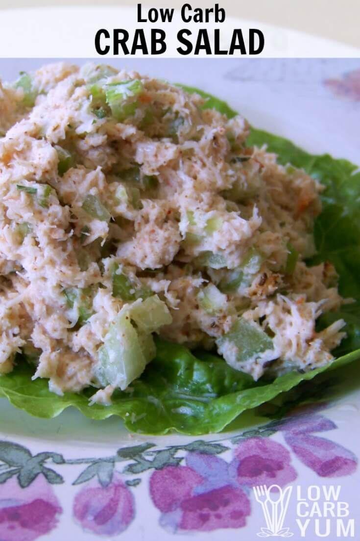 Tuna Salad Atkins
