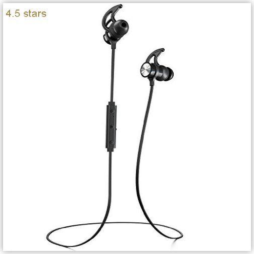 Phaiser BHS 730 Bluetooth Headphones Sweatproof