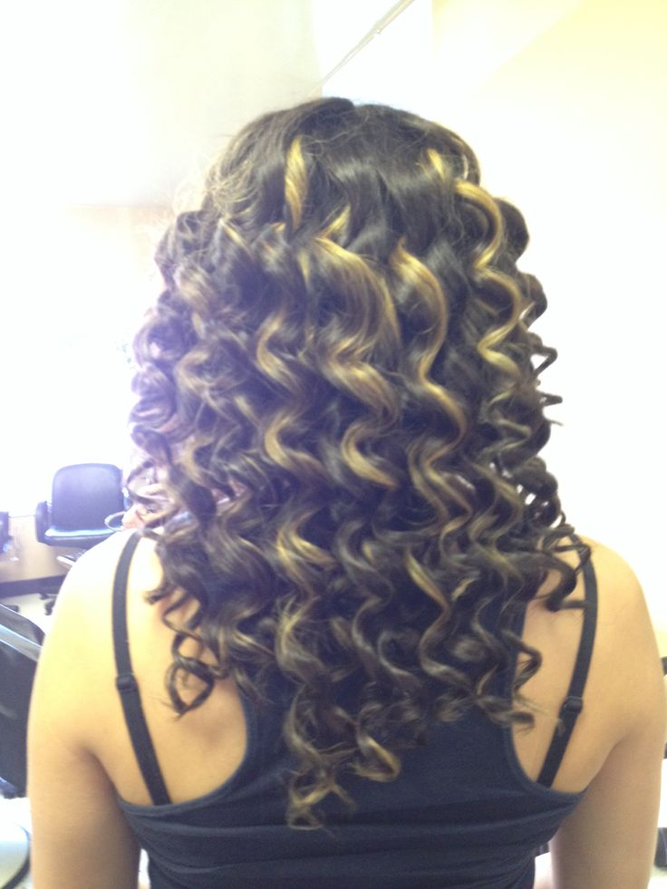 Wand Curl Wand Curl Pinterest Wand Curls Curls And