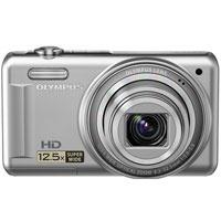 Olympus 14.0 Megapixel, 10x Optical Zoom, Digita (D-720SLV / D720SLV)