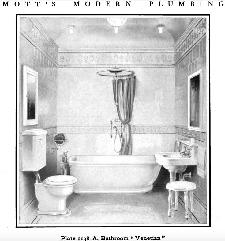 Recrafting A 1915 Craftsman: 78+ Images About Early 1900s Bathrooms On Pinterest