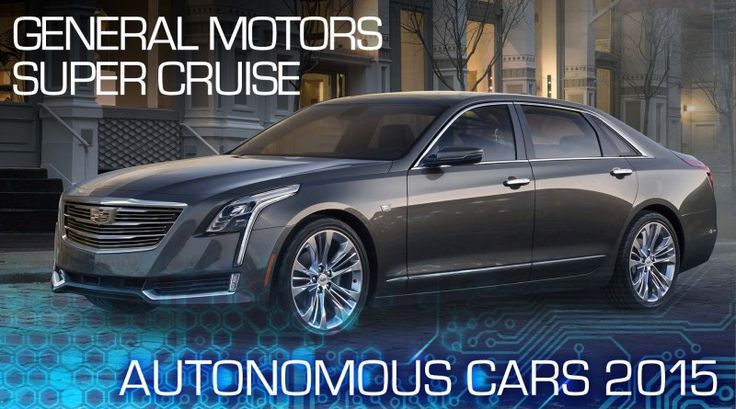 Cadillac's Super Cruise