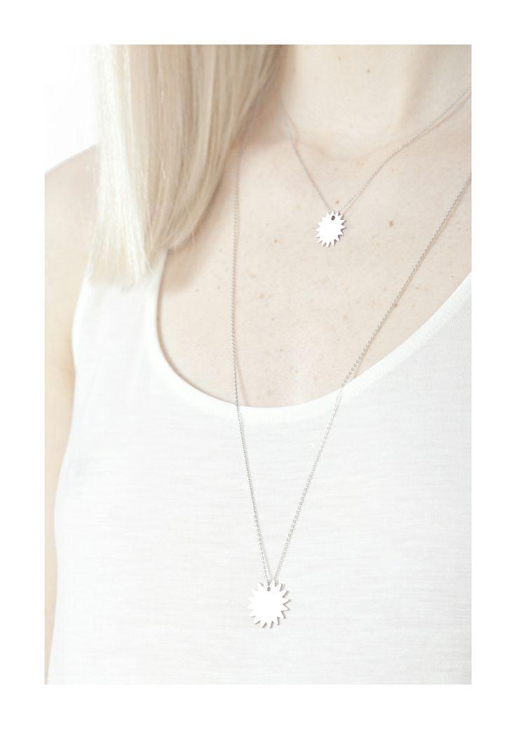 necklace /mari/, necklace /mari mari/1 Anna Lawska Jewellery