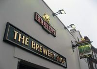 The NEW Fuller's Brewery Shop