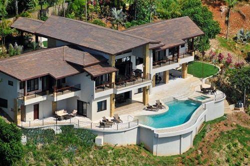 Casa de veraneo de Balinese-estilo en Costa Rica: Casa Sur Grande ...