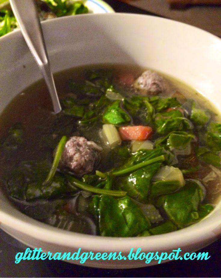 grain free wedding soup, paleo soup, 21 day fix soup recipe, easy soup recipe, 21 day fix soup containers, 21 day fix,