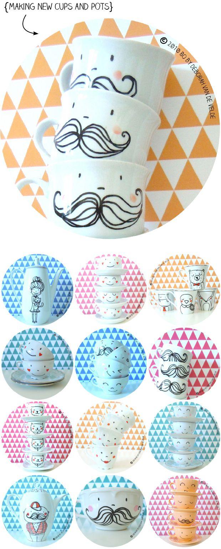 DIY cup design