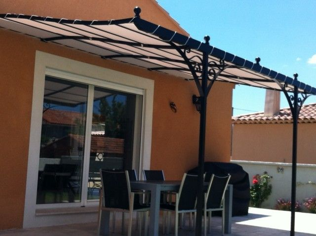 17 best ideas about pergola fer forg on pinterest - Pergola ronde fer forge ...