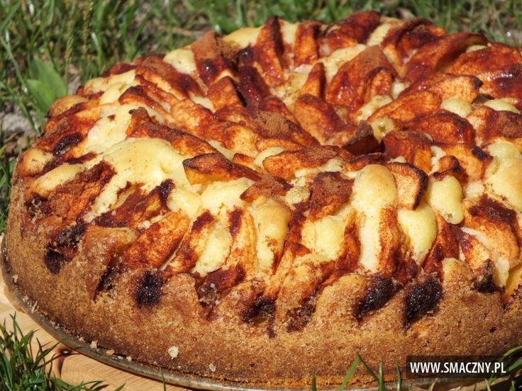 Małe #maślane co nieco z aromatycznymi jabłuszkami - mniam ☕  http://www.smaczny.pl/przepis,ciasto_maslane_z_jablkami_i_cynamonem  #przepisy #ciasta #ciasto #jabłka #owoce #lato