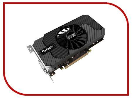 Видеокарта Palit GeForce GTX 950 1026Mhz PCI-E 3.0 2048Mb 6610Mhz 128 bit 2xDVI HDMI HDCP NE5X95001041-2063F  — 8884 руб. —