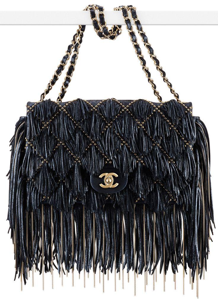 Chanel Dallas, Pre-Fall 2014 Flap Bag