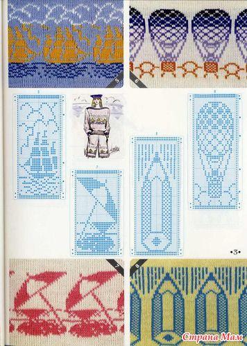 knitting pattern II TOYOTA                                                                                                                                                                                 More