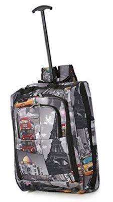 Keuntungan Membawa Tas Kecil Ke Dalam Kabin Pesawat (Carry On Bag)