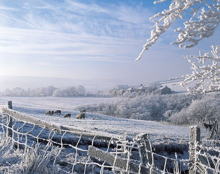 Bacup in Winter. For all the latest winter news and updates see http://www.lancashire.gov.uk/winter #LancsWinter