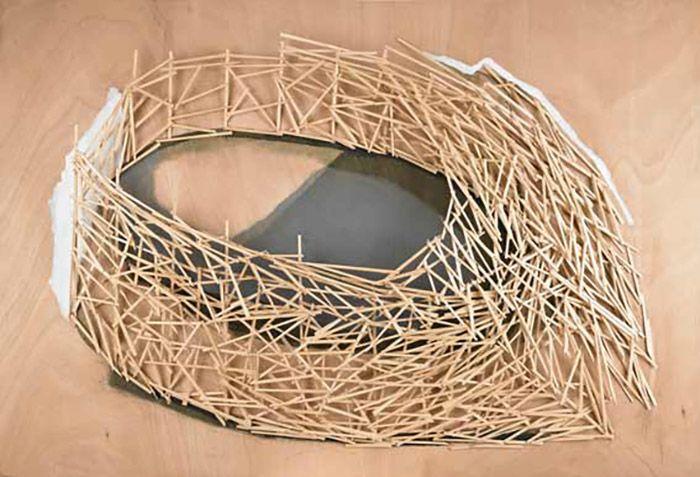 Image result for Tadashi Kawamata abstract