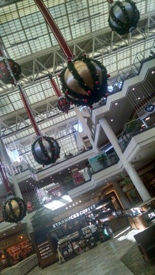Charleston Town Center Mall in Charleston, WV December 1015