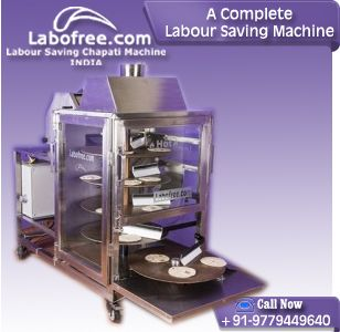 Are you searching for Chapatti Making Machine Manufacturer in India? Visit us now to check out all the information of labofree & Buy Automatic Chapatti Making Machines and Roti Making Machines at best price