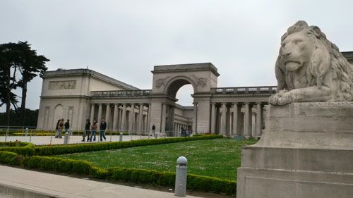 an examination of the art exhibitions at the palace of the legion of honor in san francisco Book your tickets online for legion of honor, san francisco: special events held at this most impressive art palace of legion of honor.