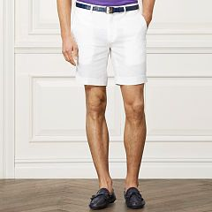 Linen Short - Purple Label Shorts - RalphLauren.com