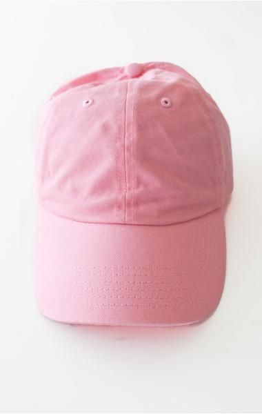 mens fashion baseball caps plain cap pink military style 2015