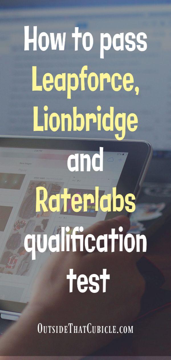 Search Engine Evaluator Exam - Crack Leapforce, Appen, Raterlabs