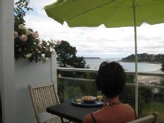 Perros Guirec sulla spiaggia, 2p, veranda e terrazza a sud, ea vac. Wifi   Case vacanze in Perros-Guirec da @homeawayitalia