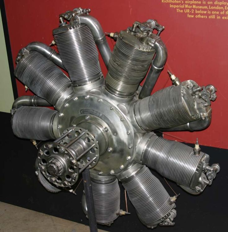 16 Best Images About Oberursel Rotary Aircraft Engine On Pinterest