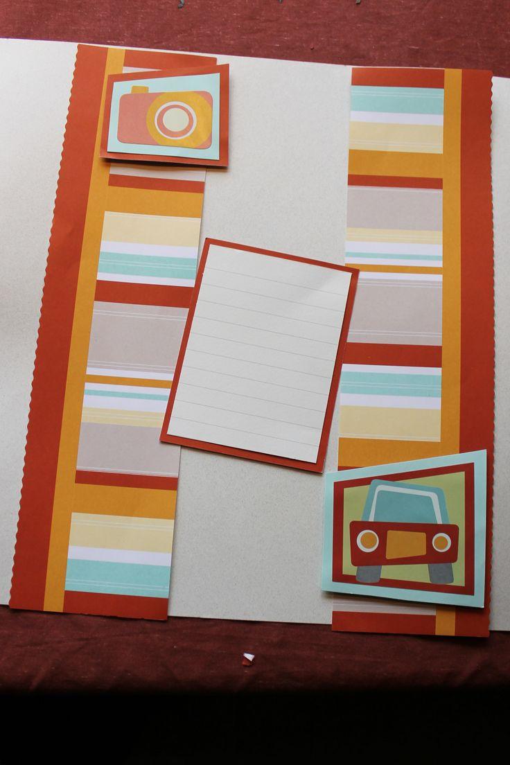 Scrapbook ideas creative memories - Creative Memories Verzierungen Kartenherstellung Aufkleber Scrapbook Borders Huts Scrapbooking Layouts