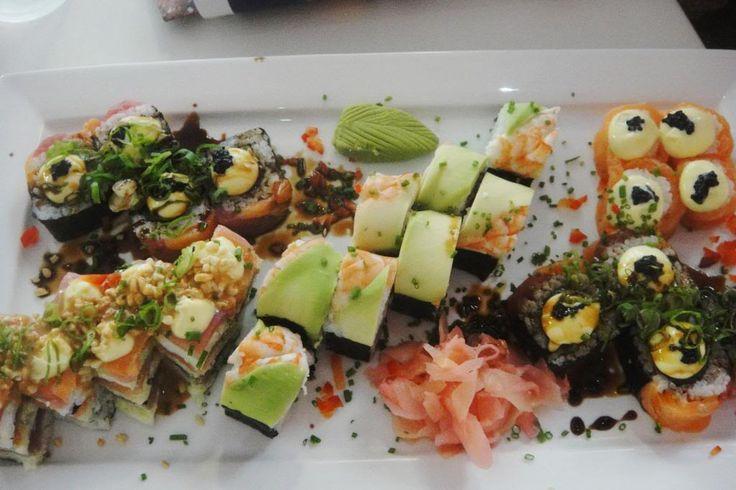Nuri Sushi Platter