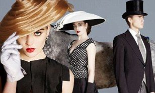 Now this is how to dress for Ascot