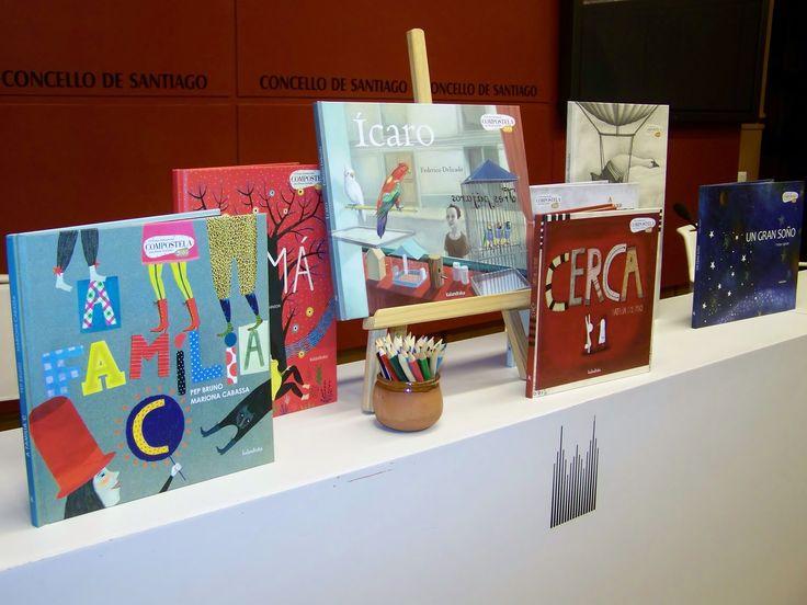 Premio Internacional Compostela de Álbum Ilustrado