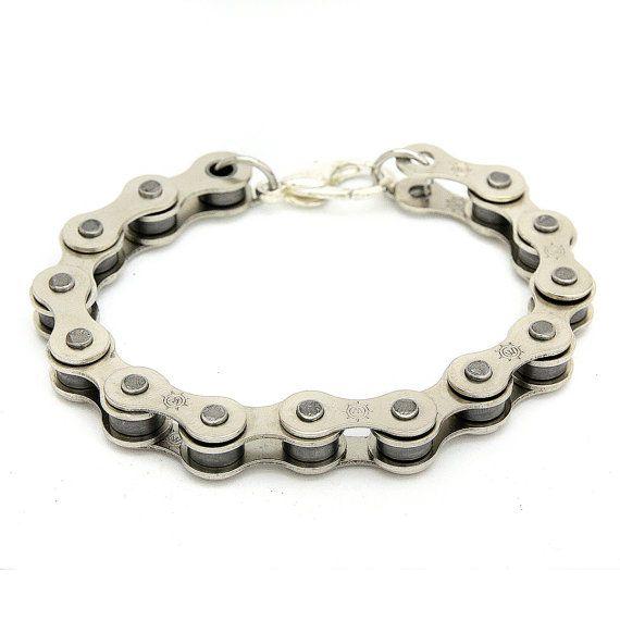 Bike Chain Bracelet 20
