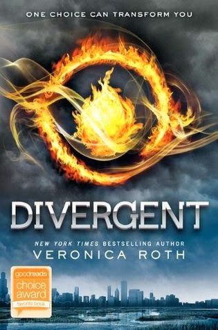 {Personal Review} I'm in Tears - seriously!  Divergent Series by Veronica Roth