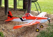 """Dynam 8967 Cessna 188 1500mm Civilian Aircraft, PNP - The Dynam Cessna 188 is a 1500mm wingspan copy of the highly successful agricultural """"hopper"""" aircraft. The real Cessna 188 was used mainly for spraying crops although some versions were also used as glider tugs."""
