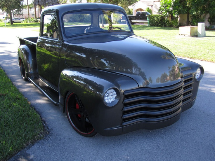 Old Pickup Lights : Best images about chevy trucks on pinterest