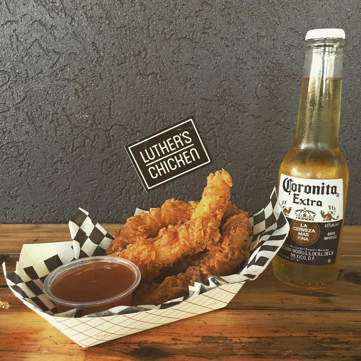 TONIGHTS SPECIAL!!!! Chicken Fingers w/plum sauce $5 with the purchase of a Coronita only $3  It's going to be a beautiful night, the patio is open and the food is cookin'. Come join us for a bite and a drink.