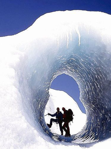Going Ice Climbing - Iceland