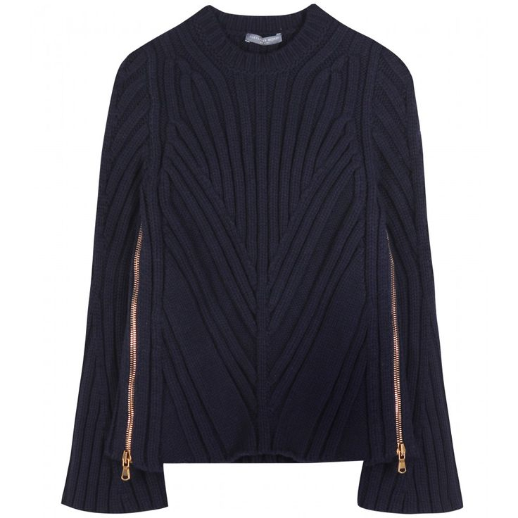 mytheresa.com - Wool sweater - Sweaters - Knitwear - Clothing - Alexander McQueen - Luxury Fashion for Women / Designer clothing, shoes, bags
