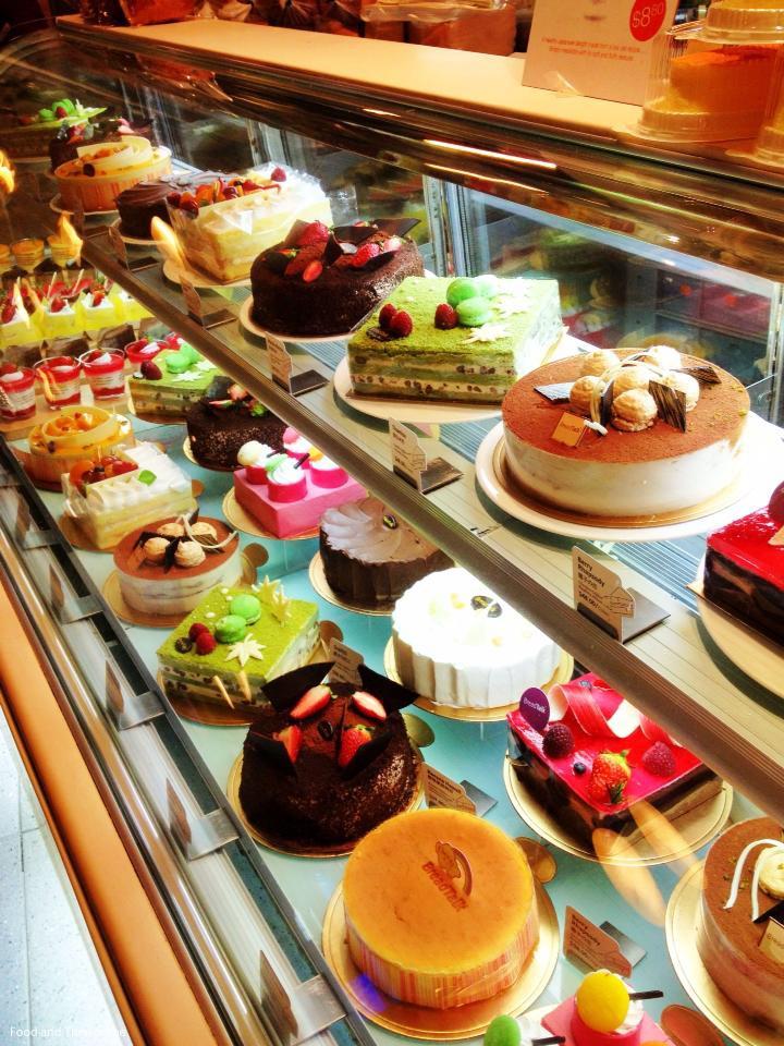#Singapore #cake
