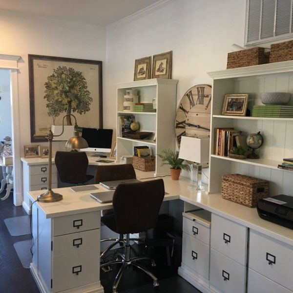 Love My 3 Workstations Cheap Office Furniture Home Office